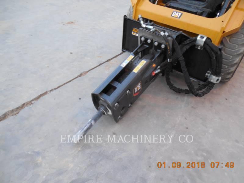 CATERPILLAR  HAMER H55E SSL equipment  photo 3