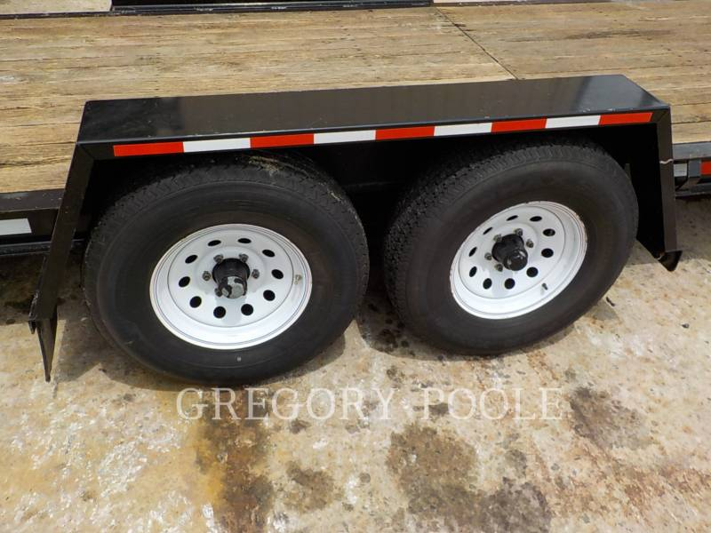 TOWMASTER TRAILERS TC-9D equipment  photo 19