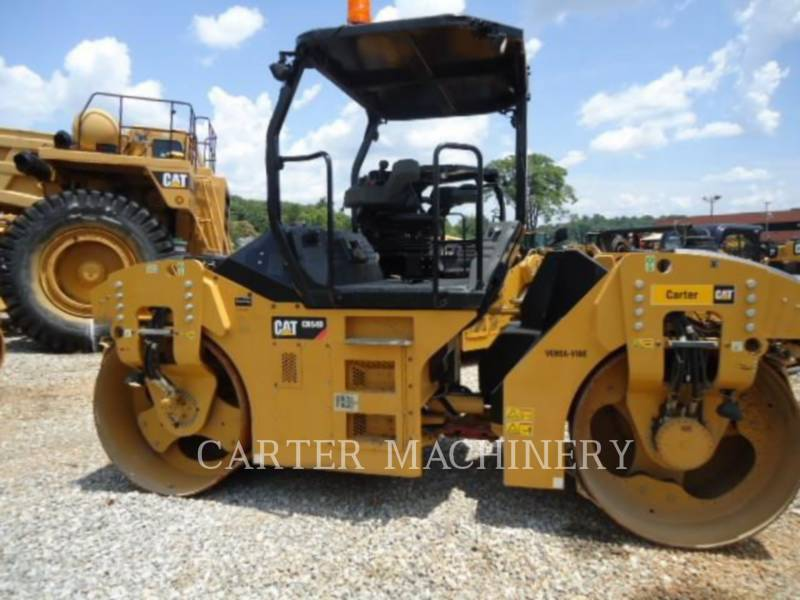 CATERPILLAR COMPACTADORES CB54B equipment  photo 3