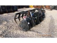 CATERPILLAR МАССА - ЗАХВАТ 1.1 CYD MULTI-GRAPPLE BUCKET FOR TELEHANDLER equipment  photo 2
