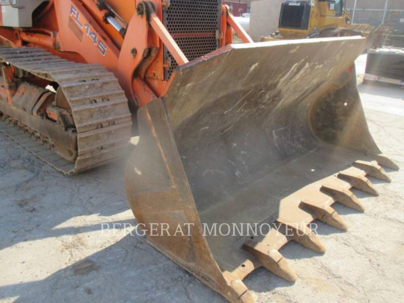 FIAT ALLIS / NEW HOLLAND TRACK LOADERS FL145 equipment  photo 5