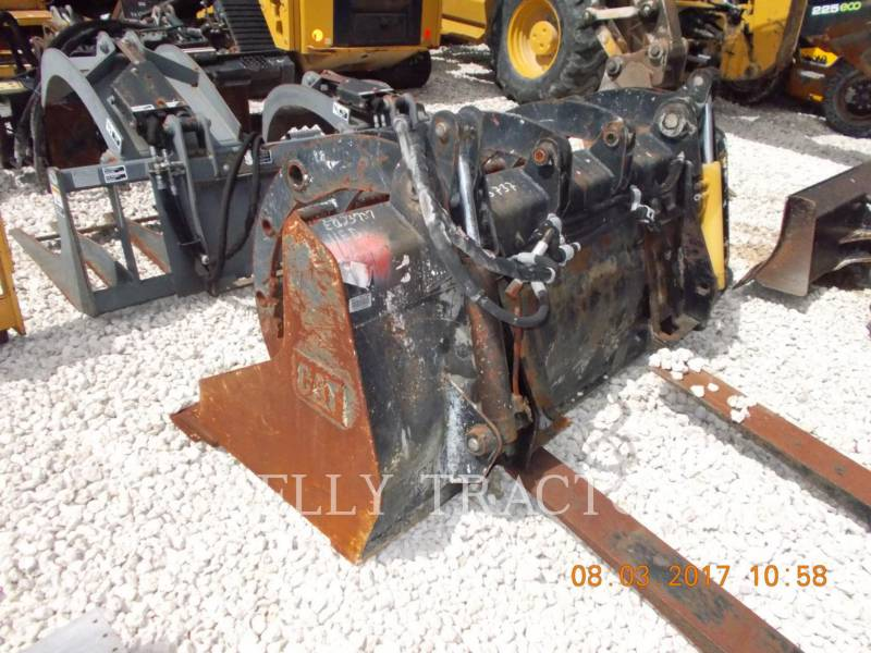 CATERPILLAR  GRAPPLE 81