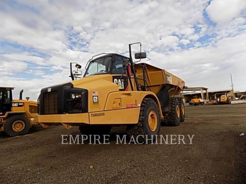 CATERPILLAR アーティキュレートトラック 740B equipment  photo 4