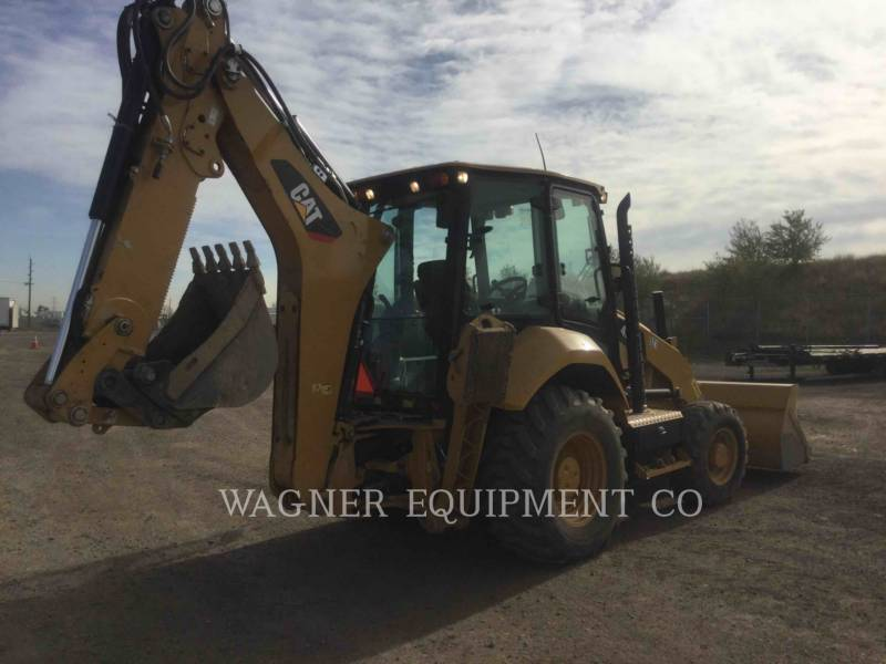 CATERPILLAR CHARGEUSES-PELLETEUSES 420F2 4WDE equipment  photo 3