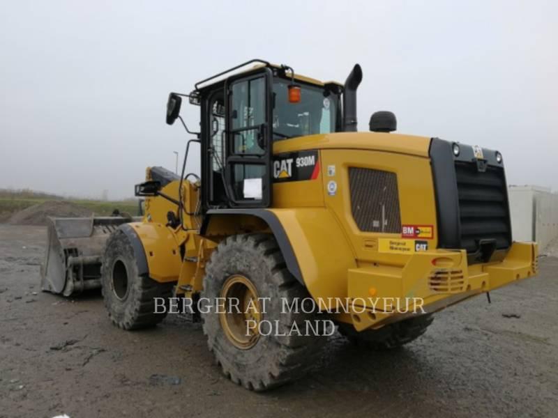 CATERPILLAR CHARGEURS SUR PNEUS/CHARGEURS INDUSTRIELS 930M equipment  photo 3
