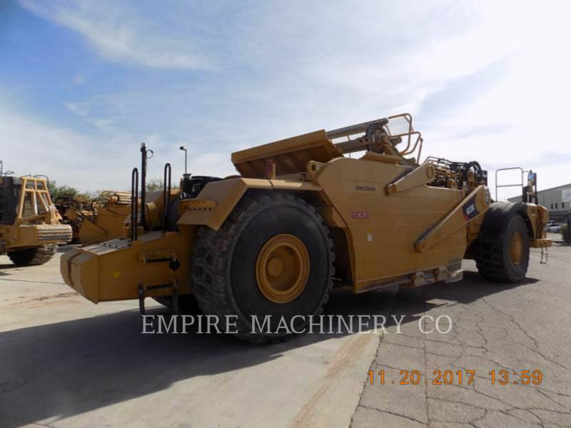 CATERPILLAR WHEEL TRACTOR SCRAPERS 623K    ST equipment  photo 2