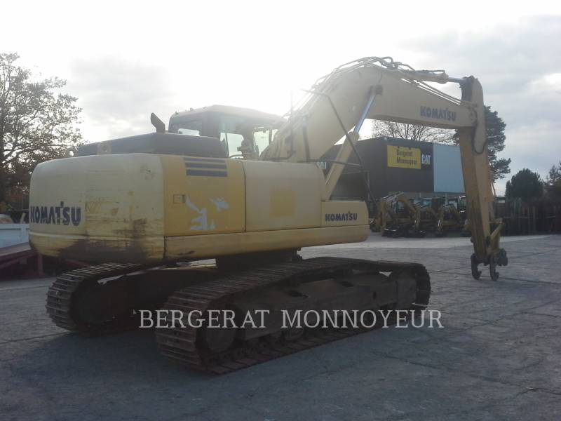 KOMATSU EXCAVADORAS DE CADENAS PC210 equipment  photo 4
