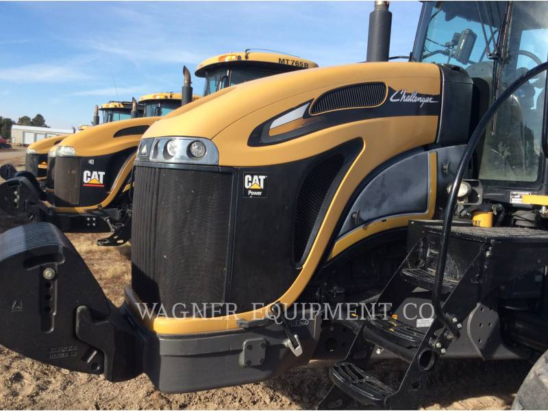 AGCO TRACTEURS AGRICOLES MT765C-UW equipment  photo 7