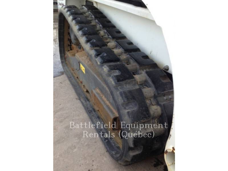 BOBCAT MULTI TERRAIN LOADERS T450 equipment  photo 12