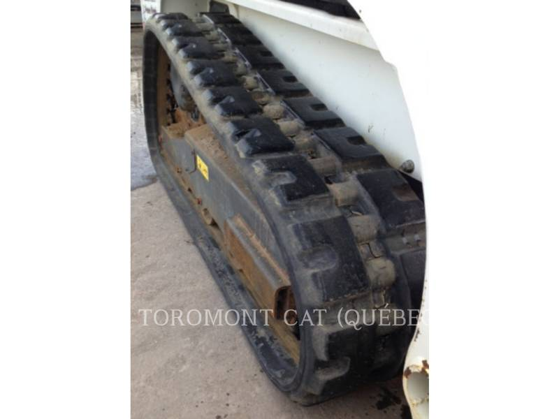 BOBCAT SKID STEER LOADERS T450 equipment  photo 12
