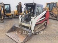 Equipment photo TAKEUCHI MFG. CO. LTD. TL120 SKID STEER LOADERS 1