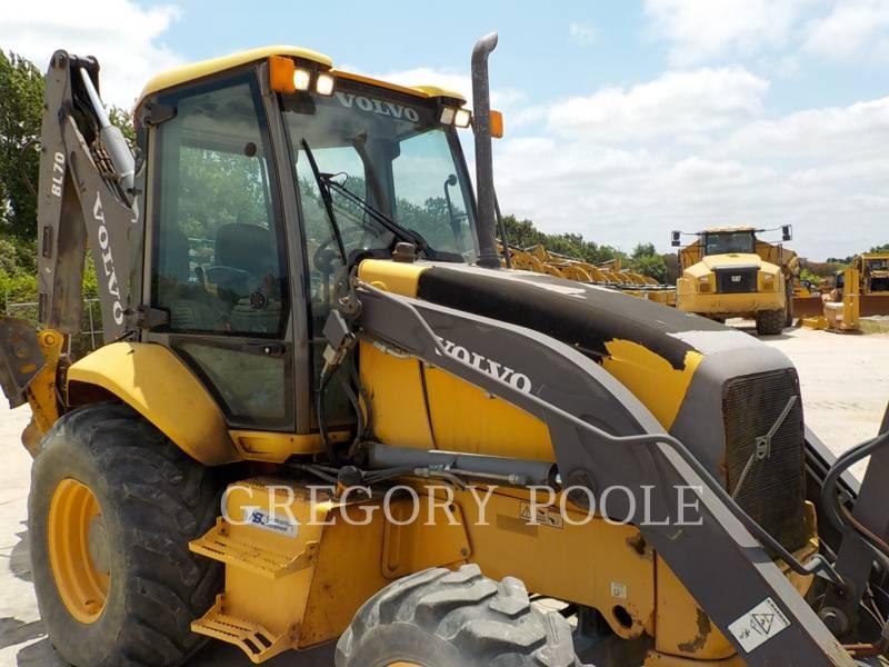 VOLVO RETROEXCAVADORAS CARGADORAS BL70 equipment  photo 4