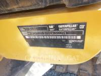 CATERPILLAR TRACK EXCAVATORS 313F GC equipment  photo 8