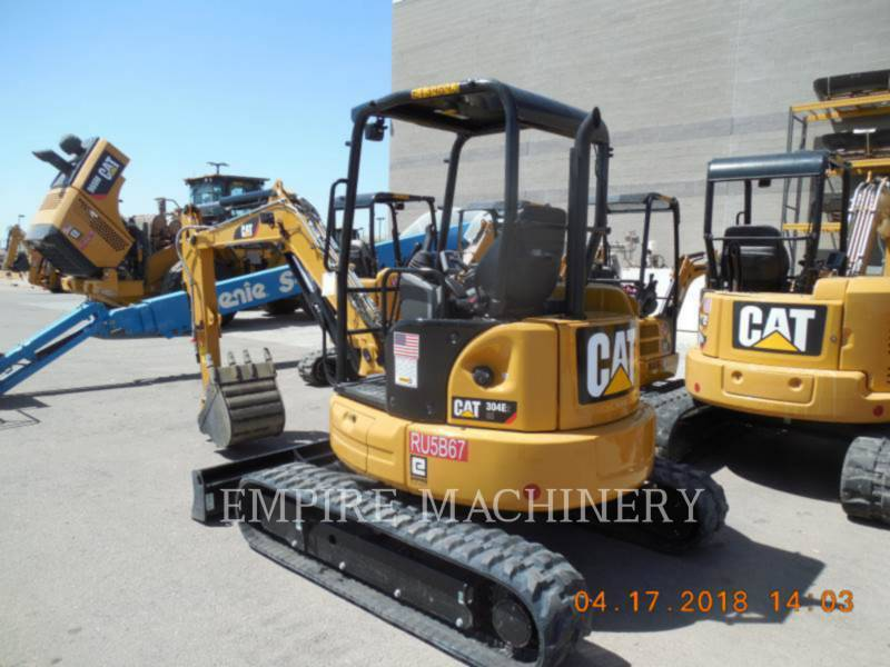 CATERPILLAR TRACK EXCAVATORS 304E2CR equipment  photo 3