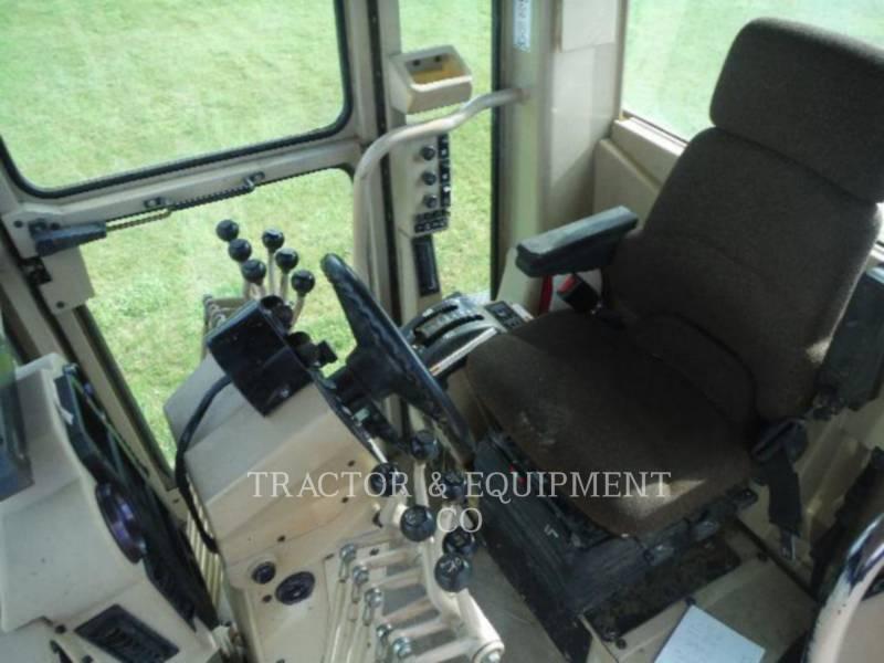 CATERPILLAR RÓWNIARKI SAMOBIEŻNE 140H equipment  photo 12