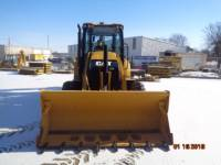 CATERPILLAR BACKHOE LOADERS 420F2ST equipment  photo 8