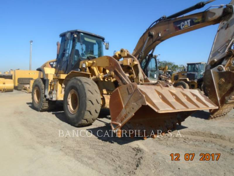 CATERPILLAR RADLADER/INDUSTRIE-RADLADER 962H equipment  photo 2