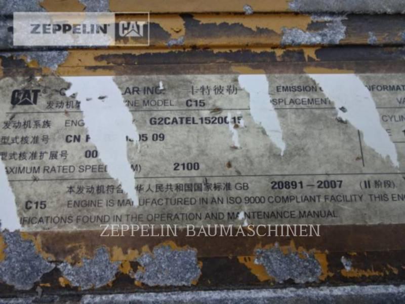 CATERPILLAR KNICKGELENKTE MULDENKIPPER 740B equipment  photo 23