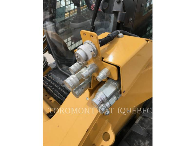 CATERPILLAR CHARGEURS SUR CHAINES 279C equipment  photo 12