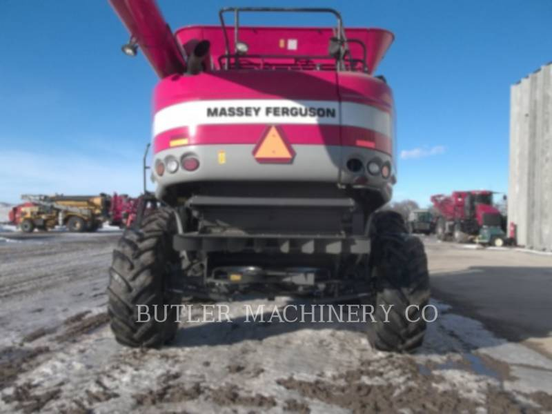 AGCO-MASSEY FERGUSON COMBINADOS MF9795C equipment  photo 6