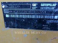 CATERPILLAR KETTEN-HYDRAULIKBAGGER 336E LH CF equipment  photo 9