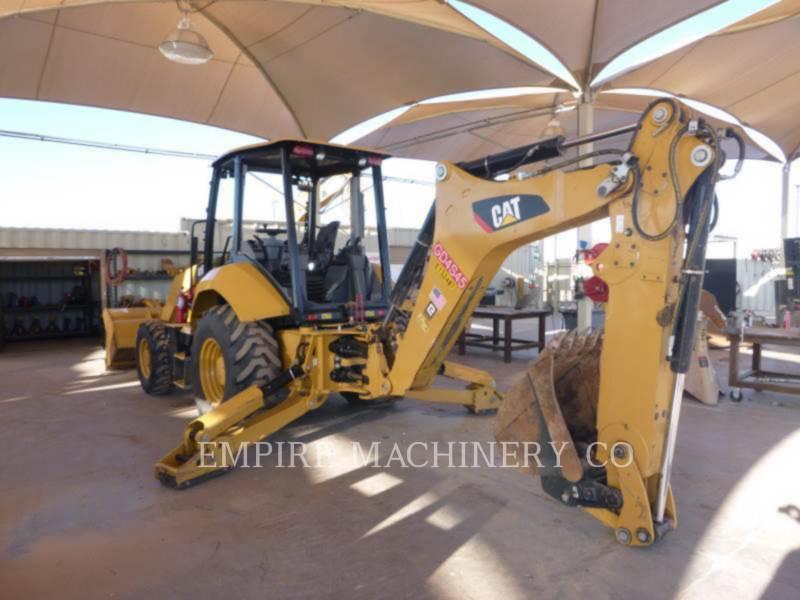 CATERPILLAR RETROEXCAVADORAS CARGADORAS 416F2 4EO equipment  photo 3