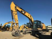 Caterpillar EXCAVATOARE PE ŞENILE 329EL TC equipment  photo 1