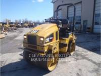 CATERPILLAR VIBRATORY DOUBLE DRUM ASPHALT CB24BLRC equipment  photo 1