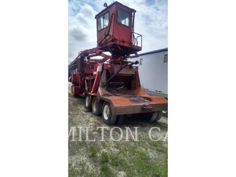 MORBARK CHIPPER, HORIZONTAL 23 equipment  photo 2