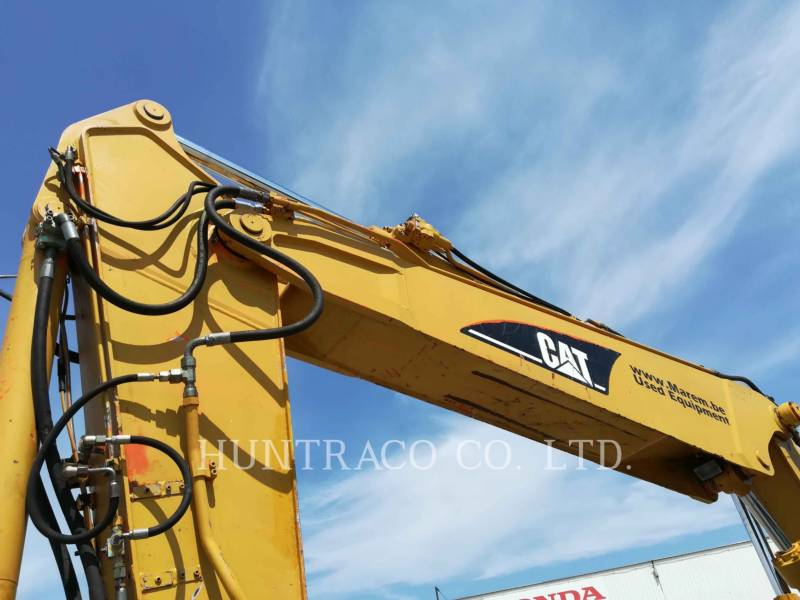 CATERPILLAR WHEEL EXCAVATORS M316C equipment  photo 18