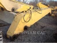 CATERPILLAR TRACK EXCAVATORS 330CL MH equipment  photo 5