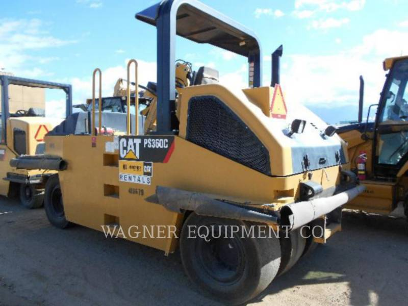 CATERPILLAR VERDICHTER PS-360C equipment  photo 1
