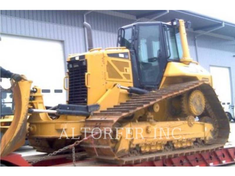 CATERPILLAR CIĄGNIKI GĄSIENICOWE D6N LGP equipment  photo 3
