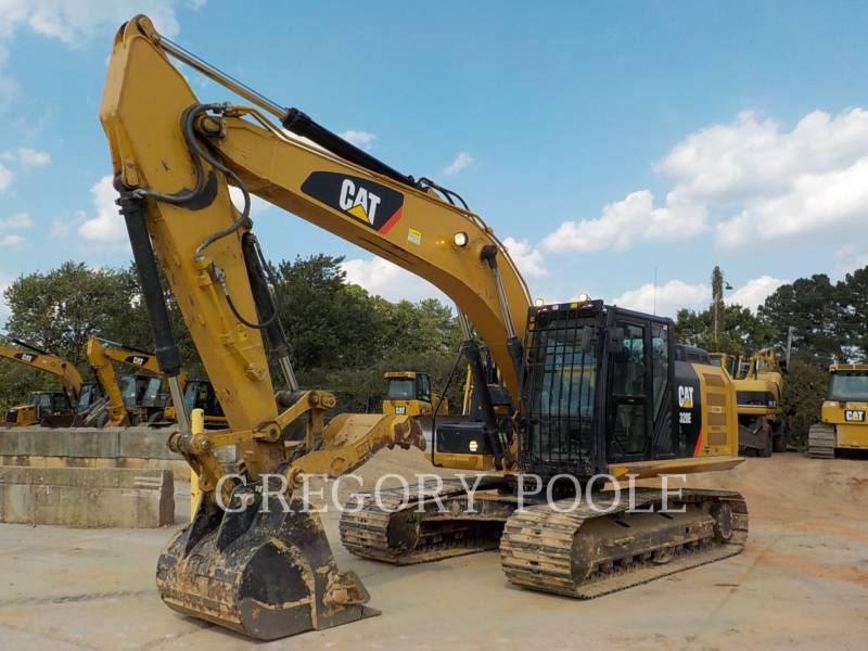 Caterpillar EXCAVATOARE PE ŞENILE 320E L equipment  photo 1