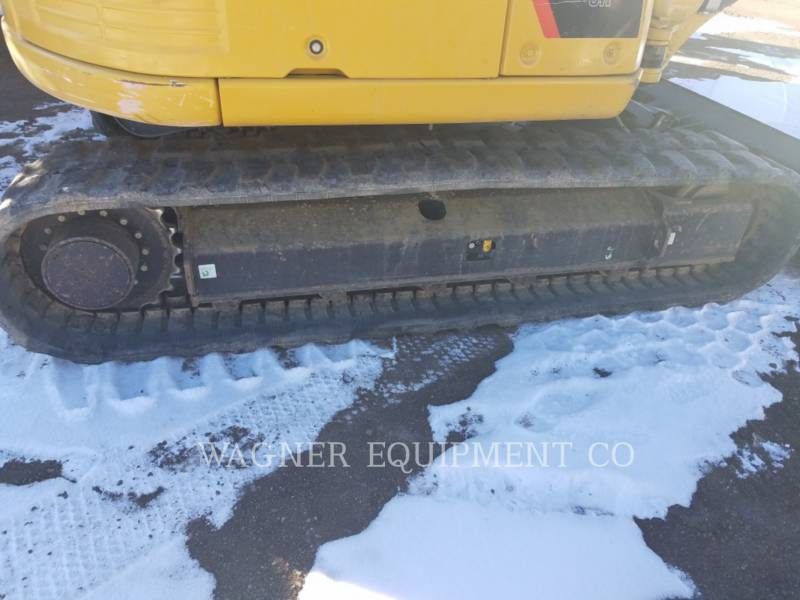 CATERPILLAR TRACK EXCAVATORS 308E2 THB equipment  photo 9