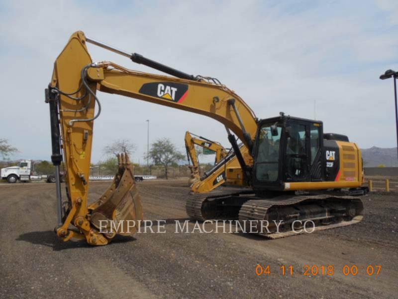 CATERPILLAR トラック油圧ショベル 323FL    P equipment  photo 4
