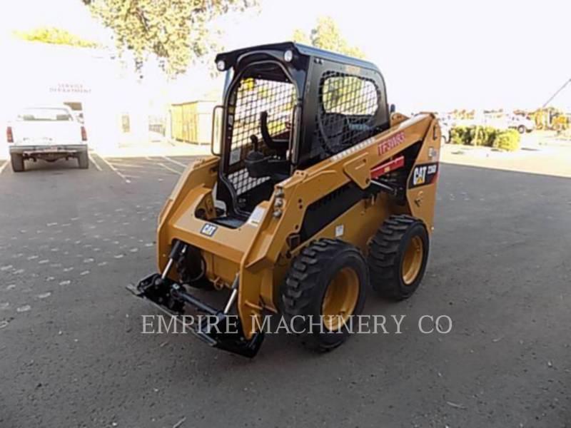 CATERPILLAR スキッド・ステア・ローダ 236D equipment  photo 1