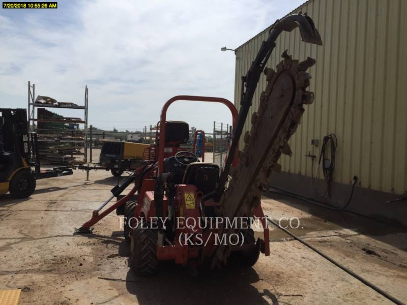 DITCH WITCH (CHARLES MACHINE WORKS) ESCAVADORAS DE VALA RT45 equipment  photo 3