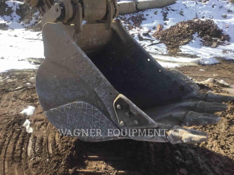 CATERPILLAR KETTEN-HYDRAULIKBAGGER 330DL equipment  photo 8