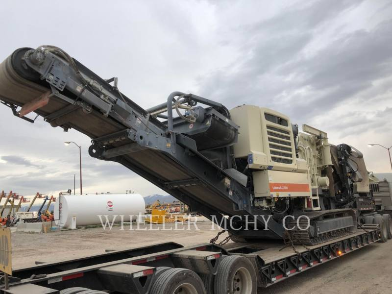 METSO TRITURADORAS LT1110 equipment  photo 1