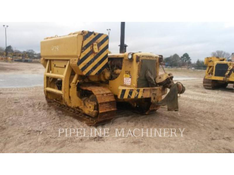 CATERPILLAR PIPELAYERS 572G equipment  photo 2
