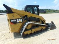 Caterpillar ÎNCĂRCĂTOARE PENTRU TEREN ACCIDENTAT 299D equipment  photo 2
