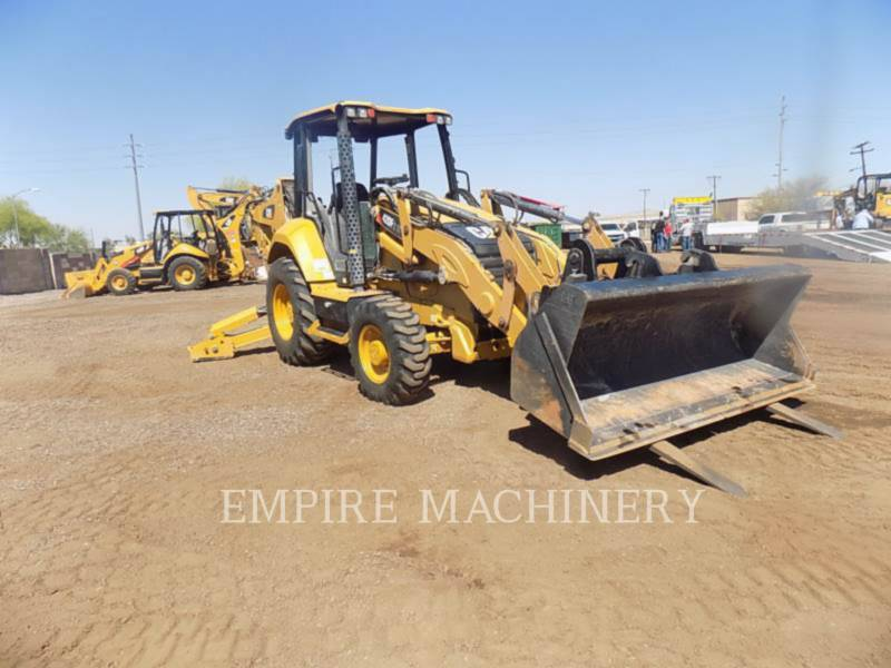 CATERPILLAR BAGGERLADER 420F2IT equipment  photo 1