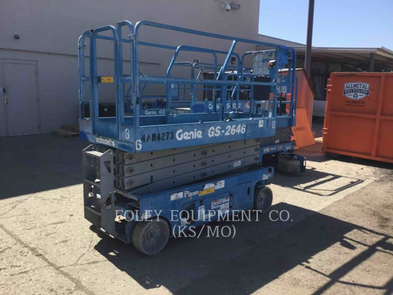GENIE INDUSTRIES LEVANTAMIENTO - TIJERA GS-2646 equipment  photo 2