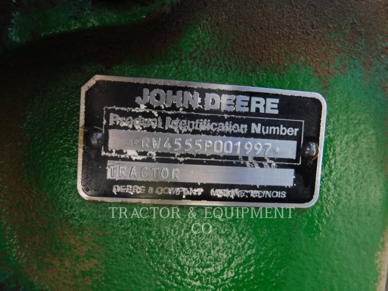 JOHN DEERE AG TRACTORS 4555 equipment  photo 2