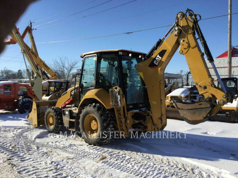 CATERPILLAR バックホーローダ 420F2ST equipment  photo 6