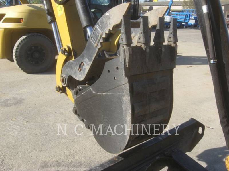 CATERPILLAR KETTEN-HYDRAULIKBAGGER 305E2 CRCB equipment  photo 7