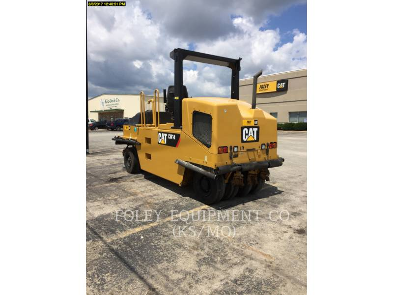 CATERPILLAR COMPACTEURS CW14 equipment  photo 4