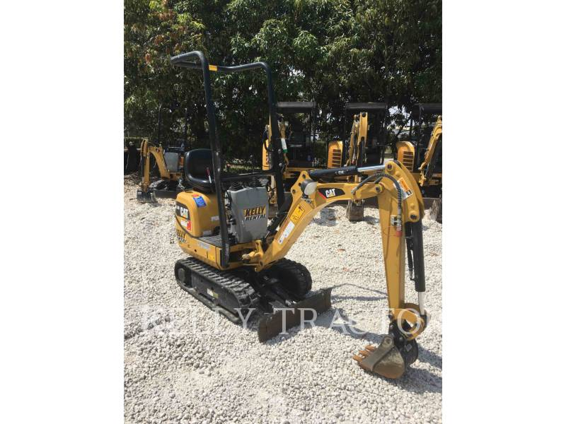CATERPILLAR EXCAVADORAS DE CADENAS 300.9D equipment  photo 1