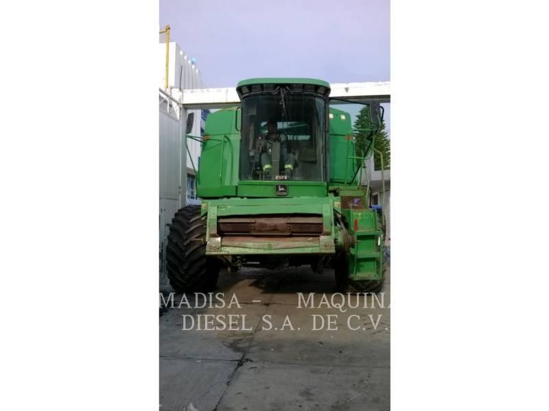 JOHN DEERE AUTRES MATERIELS AGRICOLES 9610 equipment  photo 4
